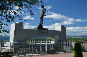 Terry Fox, a true Canadian hero