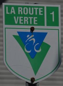 la route verte, a great route throughout Quebec